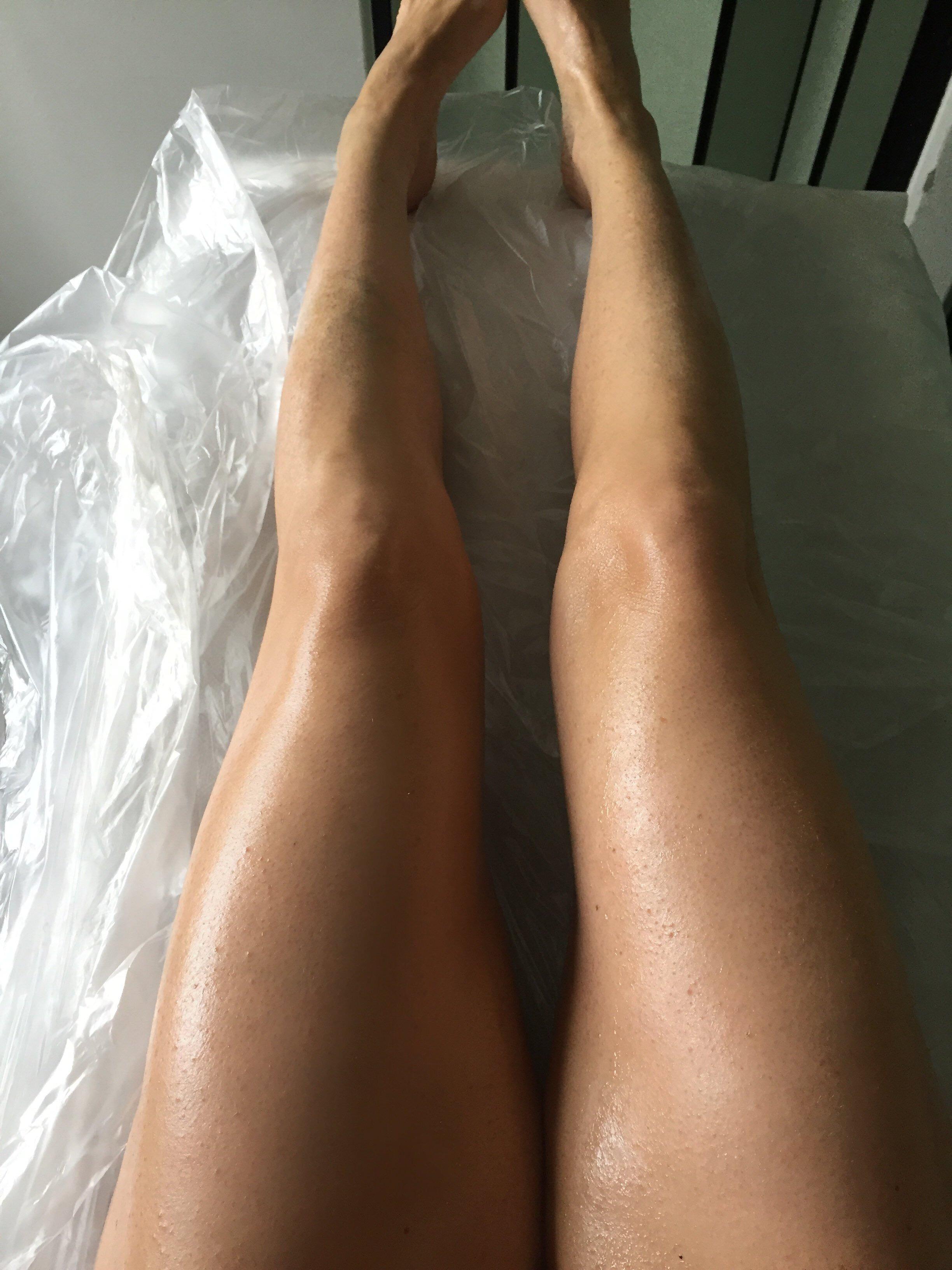 gambe toniche