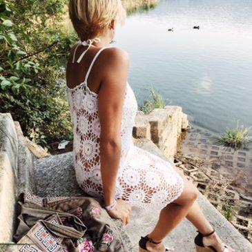ROCKING CROCHET DRESS | #Part 2