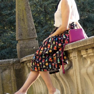 MIDI SKIRTS- HOW TO STYLE THEM