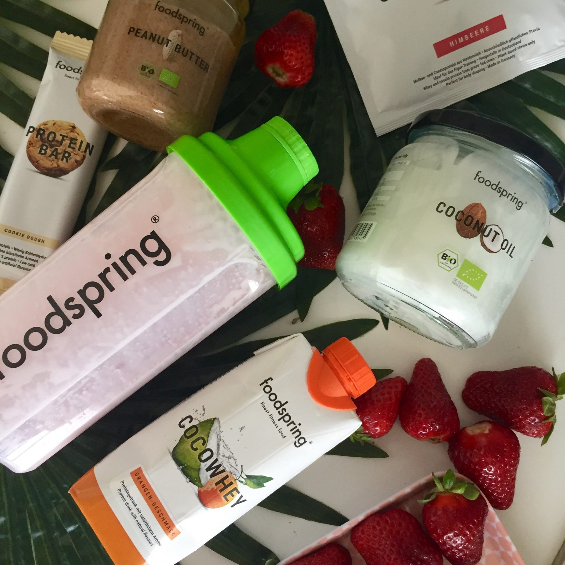 FOODSPRING - SALUTE & BENESSERE