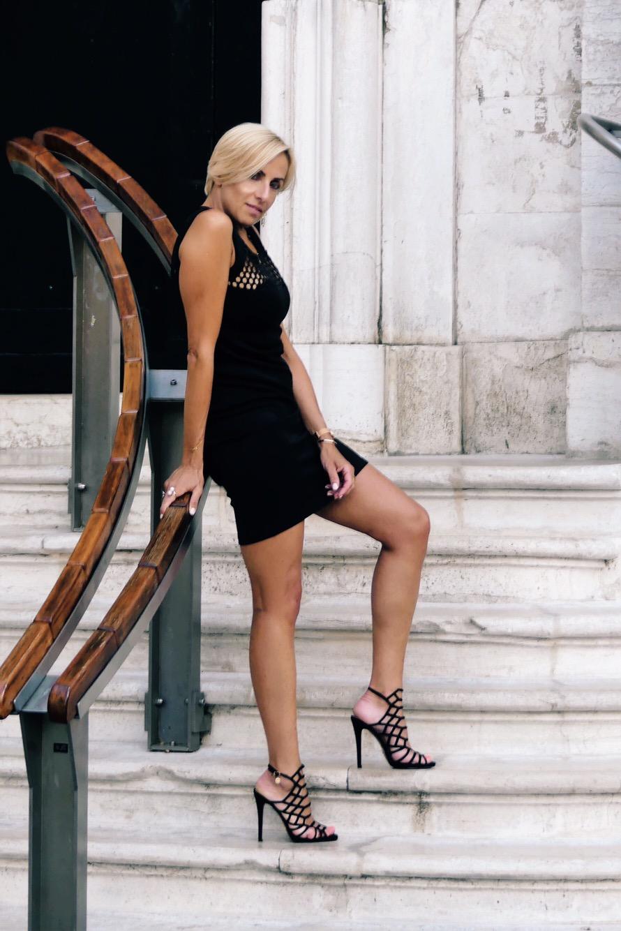 sandro ferrone dress