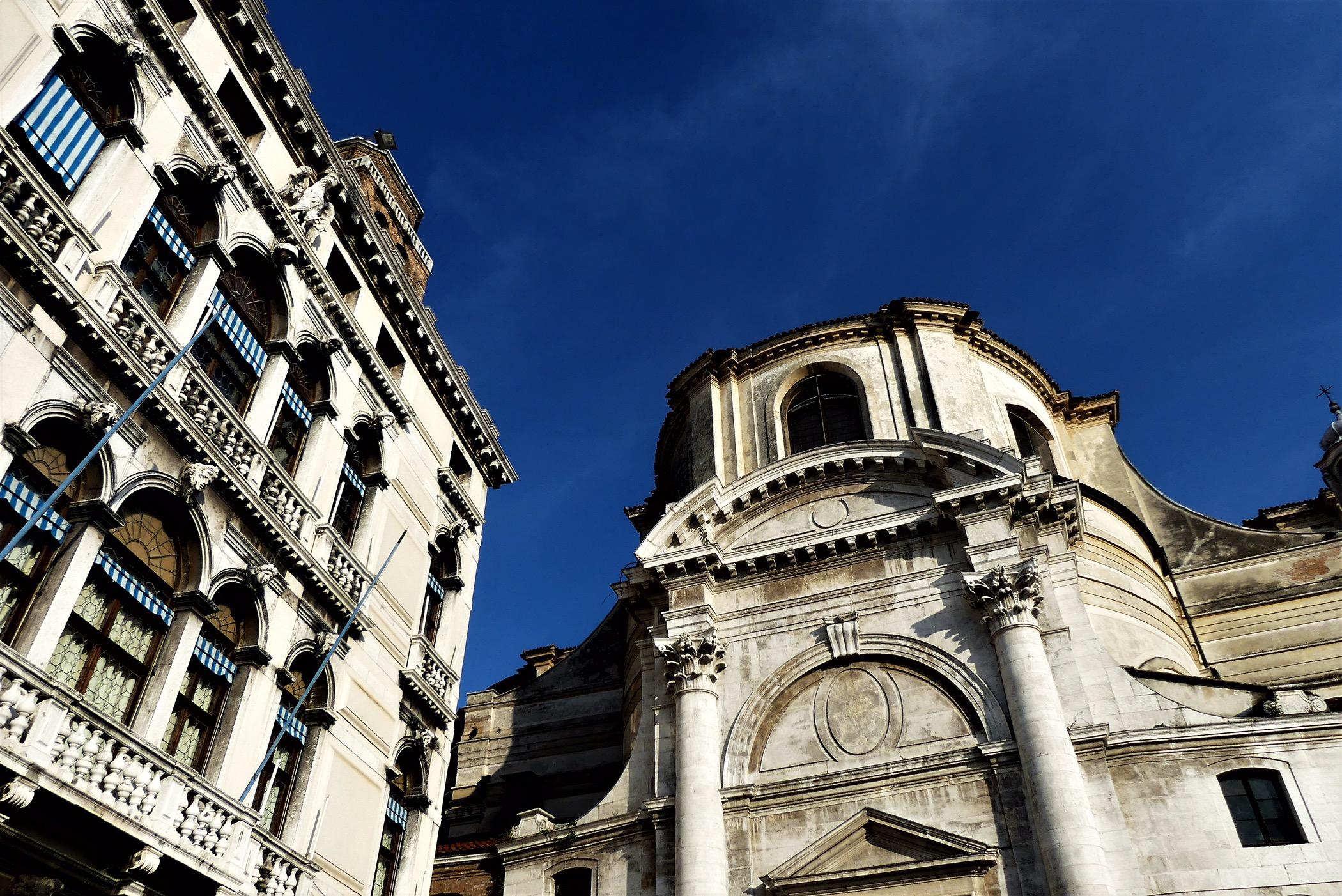 Venezia sestiere cannaregio chiesa