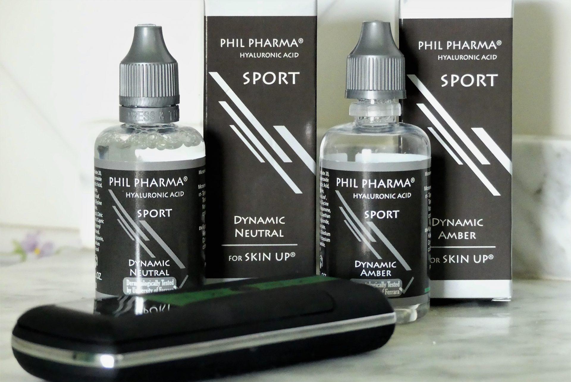 ricariche skin up sport
