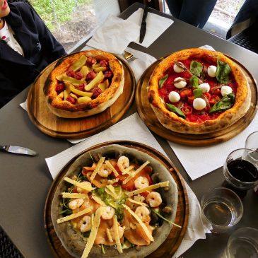 Andiamo mangiare la pizza