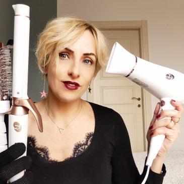 Tehnologia T3 per i capelli