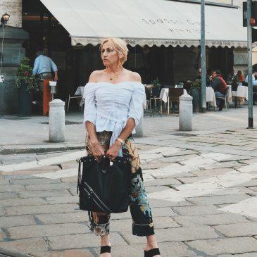 EVVE : Una borsa Femminile-Rock-Chic