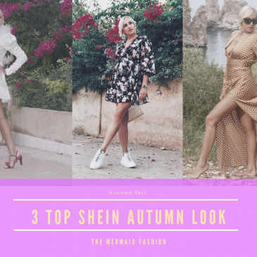 3 TOP AUTUMN LOOKS FROM SHEIN