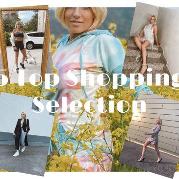 Shewin Haul | 5 Top Shopping Selection